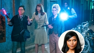 Mindy Kaling predicted the female-led 'Ghostbusters' 5 years ago — and the ensuing uproar
