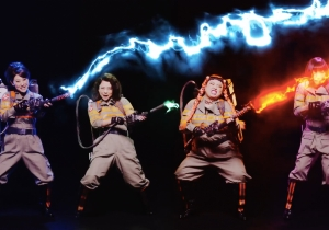 This Japanese 'Ghostbusters' cover dares to do what Fall Out Boy and Ray Parker Jr. did not