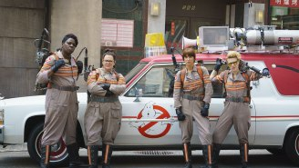 Listen to the new 'Ghostbusters' theme by Fall Out Boy and Missy Elliott