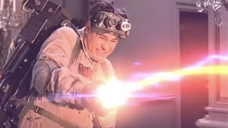 This 'Ghostbusters'-'Return of the Jedi' mashup is the perfect viral video