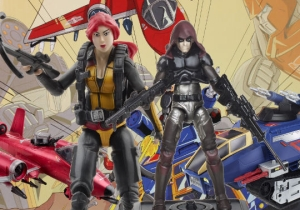 GI Joe And The Transformers Officially Team Up In A New Toy Set