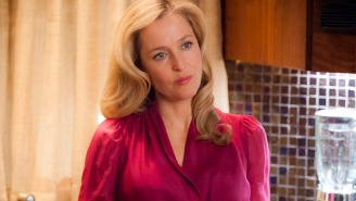 Gillian Anderson Reteams with Bryan Fuller for Starz's American Gods Adaptation