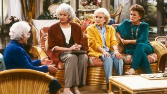 A 'Golden Girls'-Themed Restaurant Is Coming To New York City