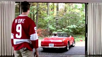 Why Gordie Howe's Jersey Became A Supporting Star In 'Ferris Bueller's Day Off'