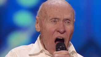 Drowning Pool Are Openly Recruiting The Growling Grandpa To Join Them Onstage