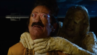 The Intriguingly Demented NSFW Trailer For 'The Greasy Strangler' Is Here To Melt Your Brain