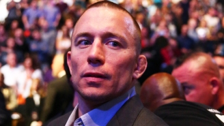 Georges St-Pierre Is Ready For A Comeback Fight In A New Weight Class
