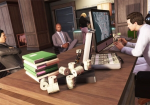 Do These Leaked 'Grand Theft Auto V' Images Hint At Liberty City DLC?
