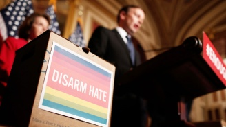 Gun Control Fails Once Again In The Senate After The Orlando Massacre