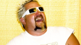 Stare Into The Abyss And Watch Guy Fieri Eat To The Soundtrack Of Johnny Cash's 'Hurt'