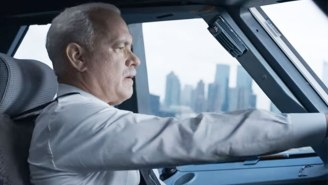 Heroism Is Stressful For Tom Hanks In The First Trailer For 'Sully'