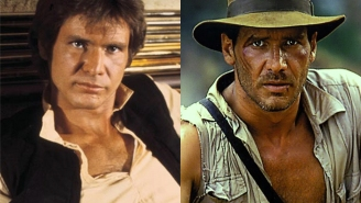 This fan theory linking Han Solo and Indiana Jones is the stuff fever dreams are made of