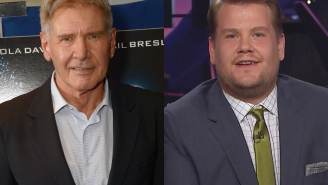 James Corden: Harrison Ford snubbed me at a 'History Boys' performance