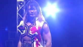 New Japan's Injury Bug May Have Bitten The Ace Of The Universe
