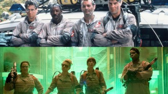 The Old Guard Joins the New Generation to Celebrate Ghostbusters Day