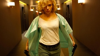 Scarlett Johansson is currently the highest-grossing woman in box office history
