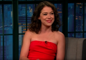 Orphan Black's Tatiana Maslany Would Be Totally Cool With Killing Off a Few Clones