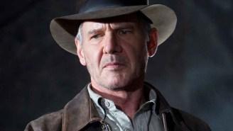 Steven Spielberg just made a big 'Indiana Jones 5' promise