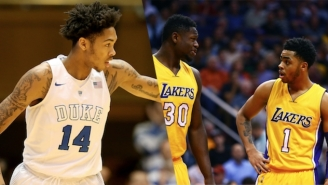 Brandon Ingram And Two Of His Potential Teammates Headline USA Basketball's Select Team