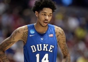 Brandon Ingram Gained 26 Pounds In The Past Year And Still Weighs Below 200 Pounds