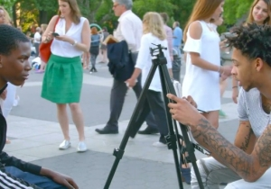 Brandon Ingram Is The Best 6'9 Street Artist New York City Has To Offer