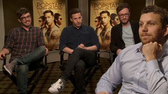 Here's The Lonely Island Answering Questions About Judd Apatow's Penis For Five Minutes