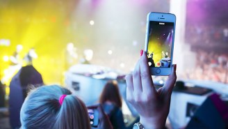 Apple May Put An End To Jerks Videotaping Concerts With Some (Invasive?) New Tech