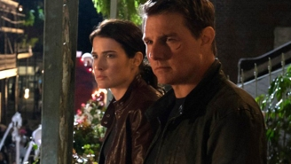 Watch Tom Cruise and Cobie Smulders be badasses together in this 'Jack Reacher: Never Go Back' pseudo-trailer