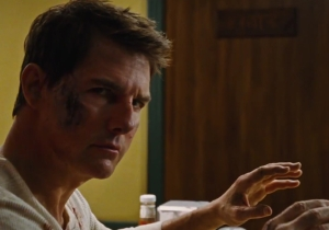 Tom Cruise is ready to hospitalize more bad guys in the 'Never Go Back' trailer