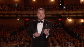 James Corden Touchingly Addressed The Orlando Nightclub Shooting At The Tony Awards