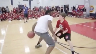 James Harden Victimized This Poor Camper With A Move We've Never Really Seen Before