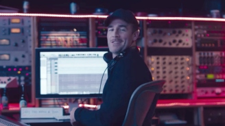 Watch James Van Der Beek Prove Haters Are Diplo's Motivators In A Video For Mad Decent Block Party