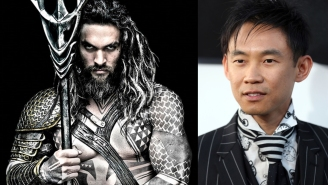 James Wan explains why he chose to direct 'Aquaman' over 'The Flash'