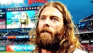 Jayson Werth Delivered A Spectacular Profanity-Laced Postgame Interview After His Walk-Off Winner