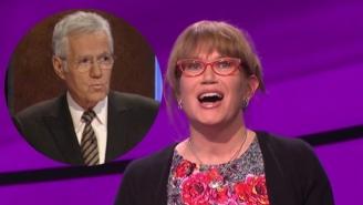 This 'Jeopardy' Interview Went Completely Sideways When A Contestant Talked About Sex Habits