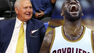 Jerry West Has Some Harsh Words For Those Haters Criticizing LeBron James