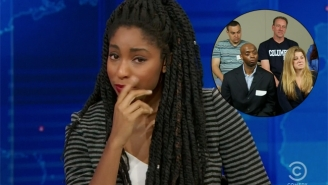 Jessica Williams Final 'Daily Show' Segment Investigates Bernie Sanders Voters Who Now Support Trump