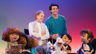 Julie Andrews Will Star in a Preschool Series from The Jim Henson Company