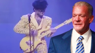 Colts Owner Jim Irsay Just Bought One Of Prince's Guitars For A Ridiculous Amount Of Cash
