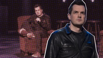 Jim Jefferies Doesn't Mind Talking About Gun Control (Again)