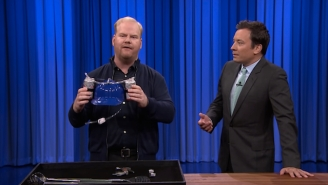 Jim Gaffigan Offers Up A Helpful Father's Day Gift Guide On 'The Tonight Show'