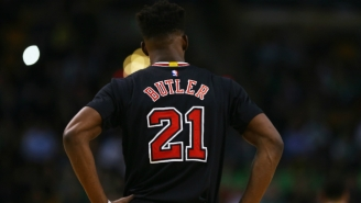 Bulls GM Gar Forman Strongly Denies Ever Talking To Anyone About A Jimmy Butler Trade
