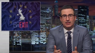 John Oliver Explains Why Britain Leaving The European Union Could Be A Bad Thing For All Of Us