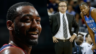 John Wall Insists The Wizards Didn't Hire Scott Brooks To Entice Kevin Durant