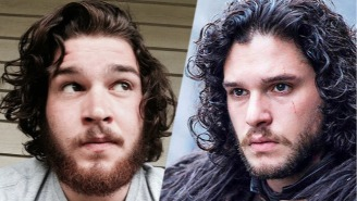 The Internet Is Going Crazy Over This Random Dude Who Looks Just Like Jon Snow