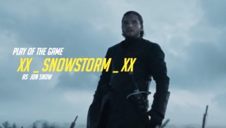 This Bastard Bowl Play Of The Game Shows Why Jon Snow Needs To Be Nerfed