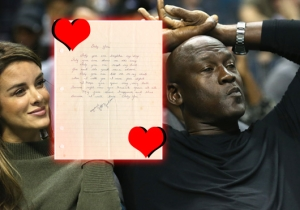 Feel The Softer Side Of Michael Jordan With This Love Poem To His Grade School Crush