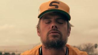 Josh Duhamel Becomes Baseball's Biggest Stoner In The Trailer For 'Spaceman'