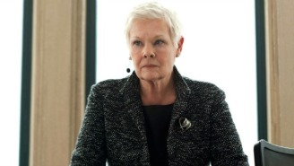 Judi Dench Got Her First Tattoo At 81, Proving She Is Still Metal As Hell