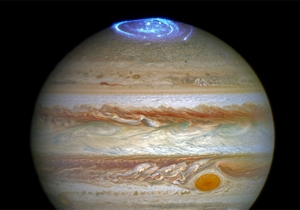 These Images Of Jupiter's Auroras Are Awe-Inspiring
